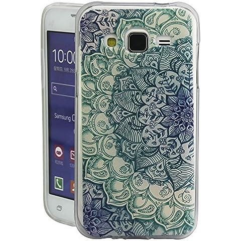Dooki, Galaxy J3 Caso, caso de la cubierta delgada delgada de silicona suave TPU del teléfono para la galaxia