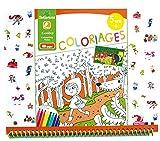 Sycomore - Libro para Colorear, Cuentos, 5+ años (CRE6022)