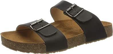 Haflinger Men's Bio Andrea T-Bar Sandals, 3 UK