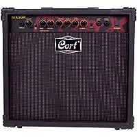 Cort MX30R amplificador eléctrico Negro Guitarra