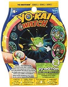 Yokai Watch Sobres sorpresa con Yo-Motion (Hasbro B7497EU4), personajes surtidos de las series 1,2 y 3