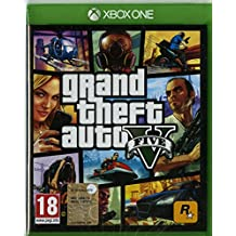 Grand Theft Auto V (GTA V) - Xbox One