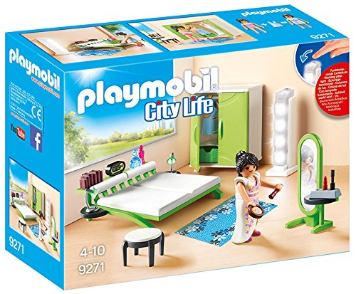 PLAYMOBIL 9271 - CAMERA DA LETTO