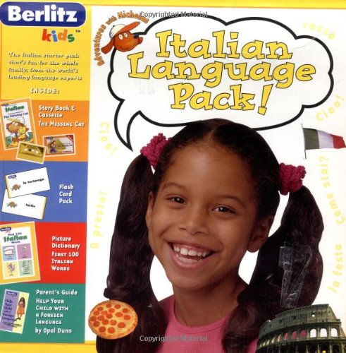 Berlitz Kids Italian Language Pack!