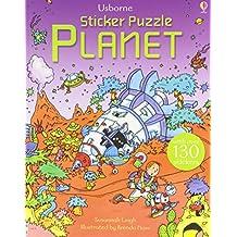 Sticker Puzzle Planet (Sticker Puzzles)