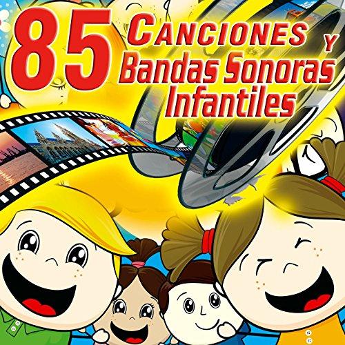 Música Infantil y Bandas Sonoras Favoritas de Dibujos Animados, Series de Televisión y Peliculas Infantiles