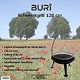 Buri Schwenkgrill 120cm der Marke