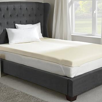 starry night memory foam mattress toppers 75cm thick single 90 x 190cm