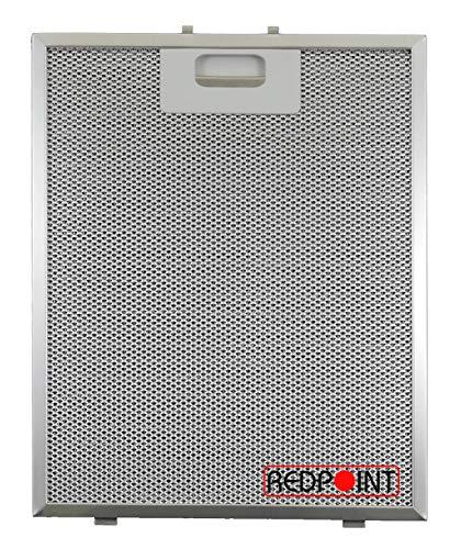 Filter Aluminium für Dunstabzugshauben Best mm.239x 298x 9