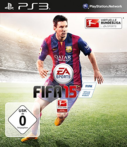 Online Spiele Ps3 (FIFA 15 - Standard Edition)