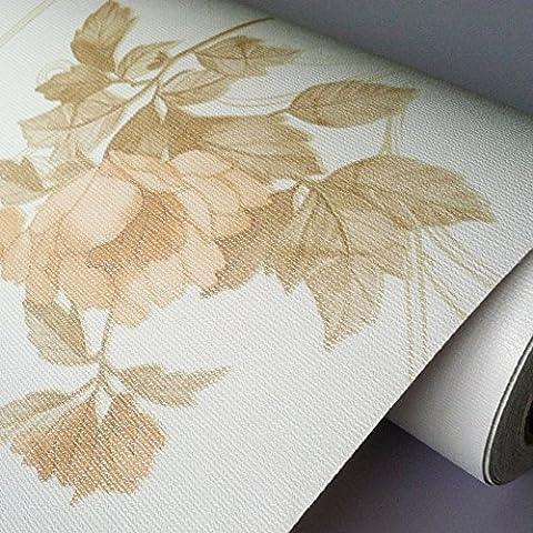 JLSZ Parete in pvc antique luglio-settembre etichetta adesiva sul vostro soggiorno divano letto camera da letto decorata in maniera rinnovata impermeabile , giallo decalcomanie ,.
