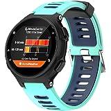 pour Garmin Forerunner 735XT Watch,Cooljun Bracelet de Remplacement en Silicone Souple