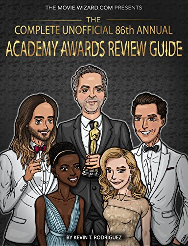 ial 86th Annual Academy Awards Review Guide (Complete Academy Awards Review Guide Series) (English Edition) (Frozen Awards)