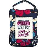 History & Heraldry Design Top Lady Tasche: Einkaufstasche, Strandtasche, Sporttasche - personalisiert mit Name und Spruch