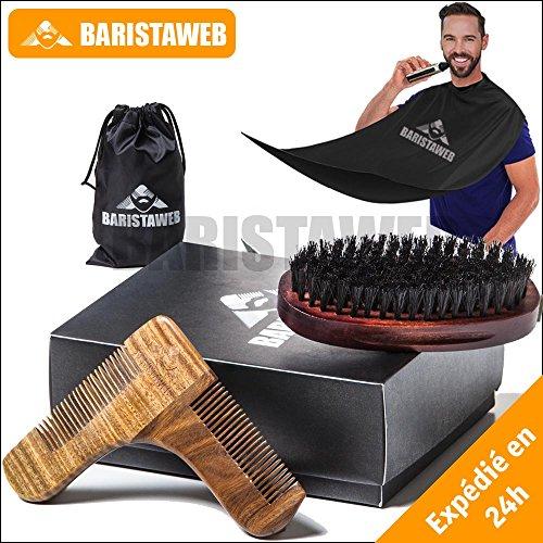 -kit-de-barbe-baristaweb-coffret-entretien-barbe-tablier-barbe-peigne-barbe-brosse-barbe-sac-offert-
