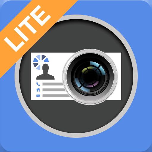 ScanBizCards Lite Business Card Reader and Scanner