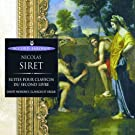 Siret - Keyboard Suites, from Book 2