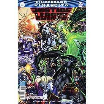 Rinascita. Justice League America: 2