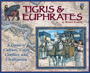 Mayfair Games - Tigris and Euphrates
