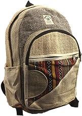 Rucksack aus Hanf, cultbagz Nepal Hand Made, HB0086