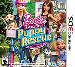 Barbie and Her Sisters: Puppy Rescue (Nintendo 3DS)