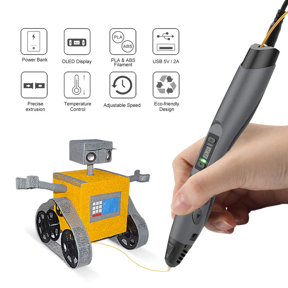 3D-Pen3D-Printing-Pen-Competable-with-PLA-ABS-Filaments-with-Speed-and-Temperature-AdjustableNon-Toxic-Wont-Clog-DesignComing-with-Shovel-and-Stencil-as-Bonus3-Models-for-Your-Options