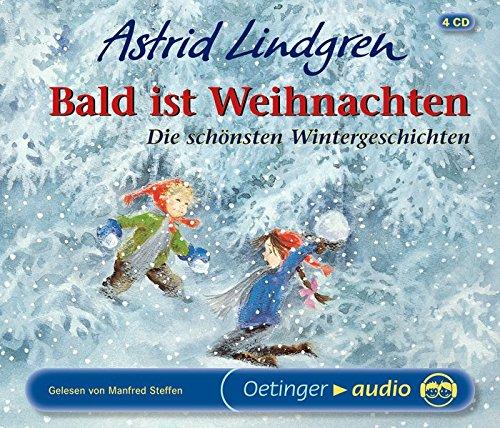 Bald ist Weihnachten: Die schönsten Wintergeschichten - 4 CD-Box: Alle Infos bei Amazon
