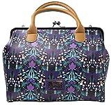 Bioworld Disney Mary Poppins All-Over Print Shopper Bag Koffer 34 Centimeters 25 Violett...