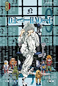 Death Note Edition simple Tome 9