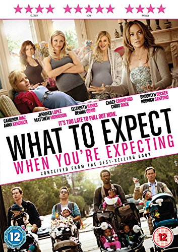 WHAT TO EXPECT WHEN YOURE EXPECTING [UK Import]
