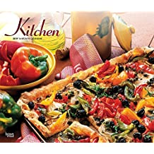 Kitchen - Küchenkalender 2019 - 18-Monatskalender: Original BrownTrout-Kalender - Deluxe [Mehrsprachig] [Kalender]