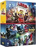 La Grande aventure Lego + LEGO Batman : le film - Coffret DVD - DC COMICS [Édition Limitée]