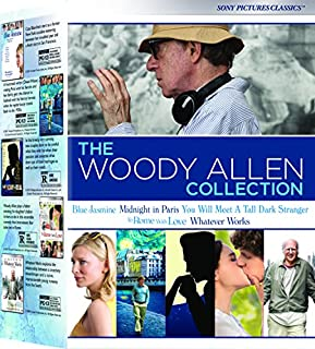 The Woody Allen Collection 2014 Edition (Blue Jasmine / Midnight in Paris / You Will Meet A Tall Dark Stranger / To Rome With L