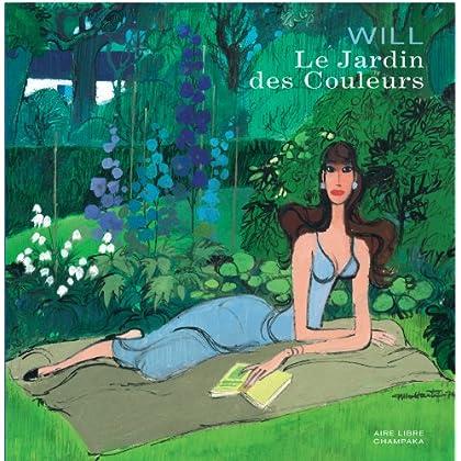 Artbook Will - tome 1 - Le jardin des couleurs