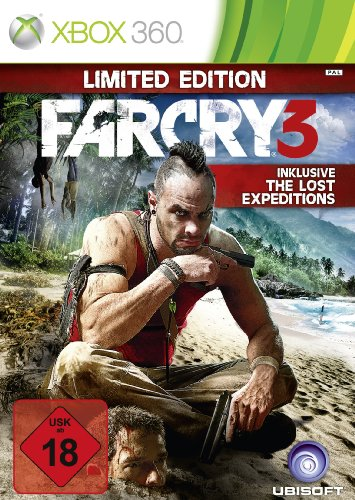 Far Cry 3 - Limited Edition (100% uncut) - [Xbox 360] Xbox 360 Dlc
