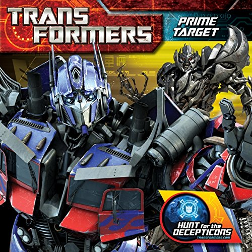 Prime Target (Transformers: Hunt for the Decepticons)