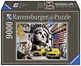 Ravensburger Italy 178032 - Puzzle Impressioni di New York City, 9000 Pezzi, Multicolore