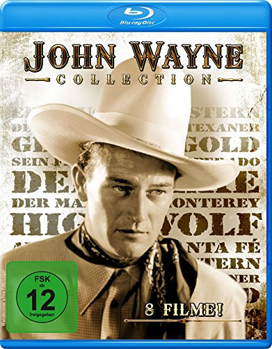 John Wayne (Blu-ray - John Western Wayne Collection