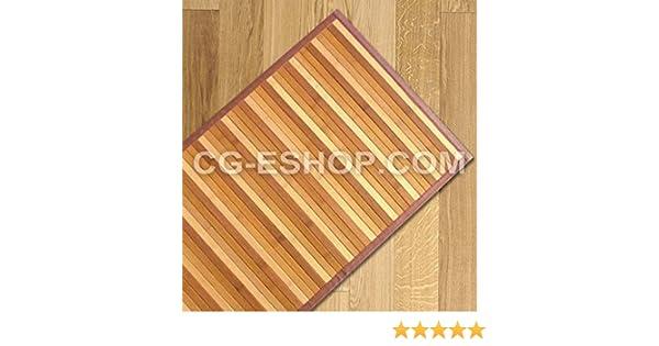 Confezioni giuliana tappeto bamboo sfumato passatoia cucina e