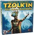 Heidelberger Spieleverlag CZ025OKT12 - Tzolk'in, Der Maya-Kalender, juego de estrategia [Importado de Alemania] por Heidelberger Spieleverlag