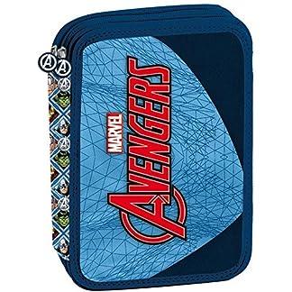 Plumier Vengadores Avengers Marvel Falcon doble