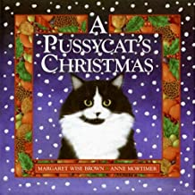 [ A PUSSYCAT'S CHRISTMAS - GREENLIGHT ] A Pussycat's Christmas - Greenlight By Brown, Margaret Wise ( Author ) Sep-2009 [ Hardcover ]