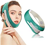 Gezichtsafslankband, Facial Weight Lose Apparaat Dubbele kin Lifting Riem, V Line Face Lifting Belt Dubbele Chin Reducer, voo