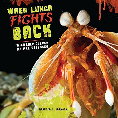 Texas Horned Lizard Tiere (When Lunch Fights Back: Wickedly Clever Animal Defenses (English Edition))