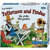 Die große Hörspielbox von Pettersson und Findus (3 CD): 3 Hörspiele