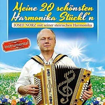 Meine 20 schönsten Harmonika Stückl'n; Instrumental; Tirol