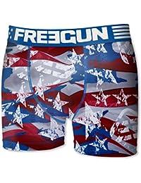 Boxer Freegun Homme P30 USA Flag
