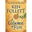 A Column of Fire (Kingsbridge)