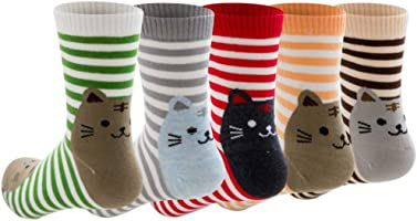 Women Funny Socks Cute Animals Fun Funky Novelty Gift for Ladies