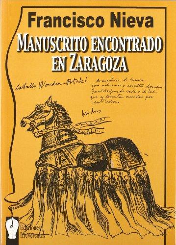 Manuscrito encontrado en Zaragoza: comedia mágica basada en la novela homónima de Jan Potocki (Colección de narrativa) por Francisco Nieva